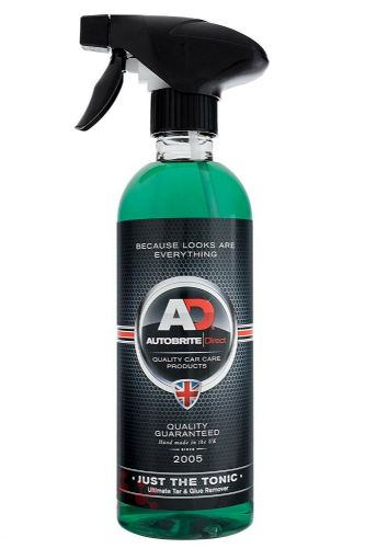 Autobrite Direct Just The Tonic Tar Glue & Sticker Remover
